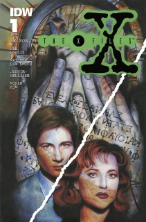 The X-Files, Season 11 #1 (20 Copy Cover)