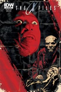 The X-Files, Season 11 #3 (Subscription Cover)