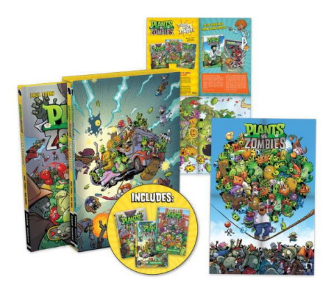 Plants vs. Zombies Vol. 1 (Box Set)