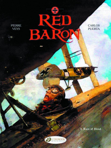 Red Baron Vol. 2: Rain of Blood