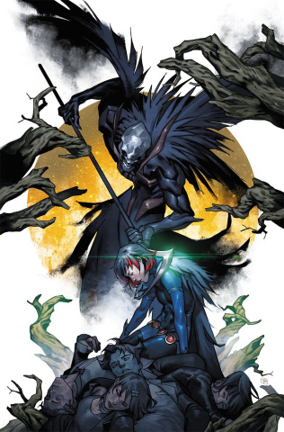 Raven: Daughter of Darkness #11