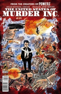 The United States of Murder, Inc. #5 (Kindt Cover)