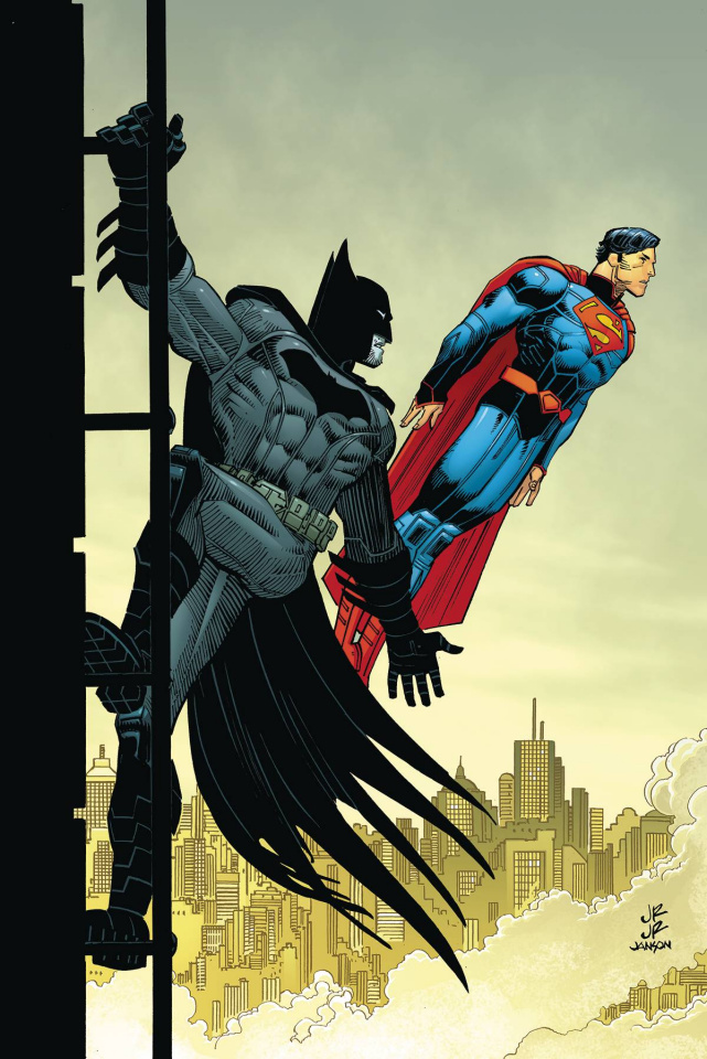 Batman / Superman #31 (Romita Cover)