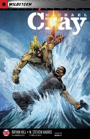 Wildstorm: Michael Cray #6