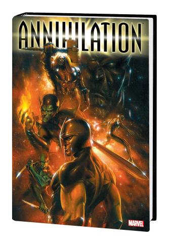 Annihilation (Omnibus)