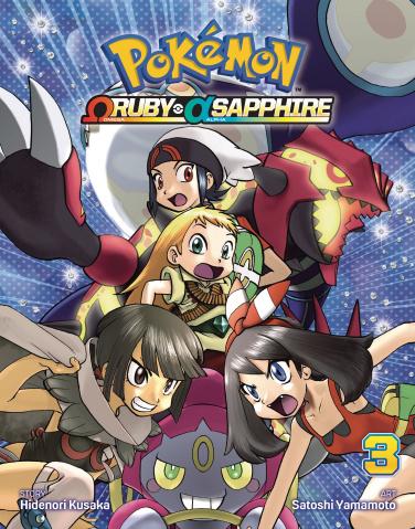 Pokémon: Omega Ruby, Alpha Sapphire Vol. 3