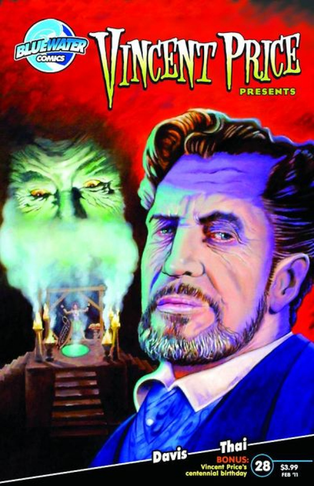 Vincent Price Presents #27