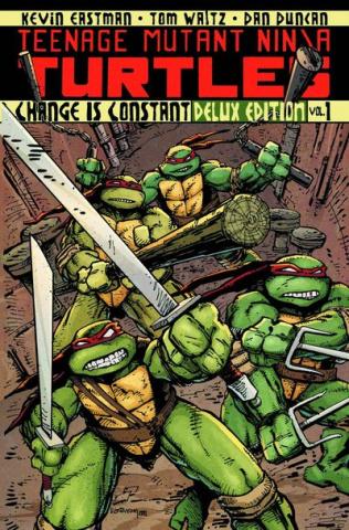 Teenage Mutant Ninja Turtles Vol. 1