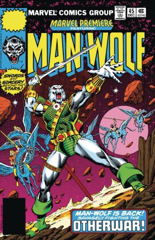 Annihilation: Man-Wolf in Space #1 (True Believers)