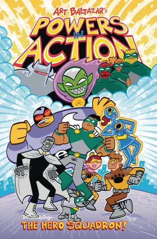 Powers in Action Vol. 1