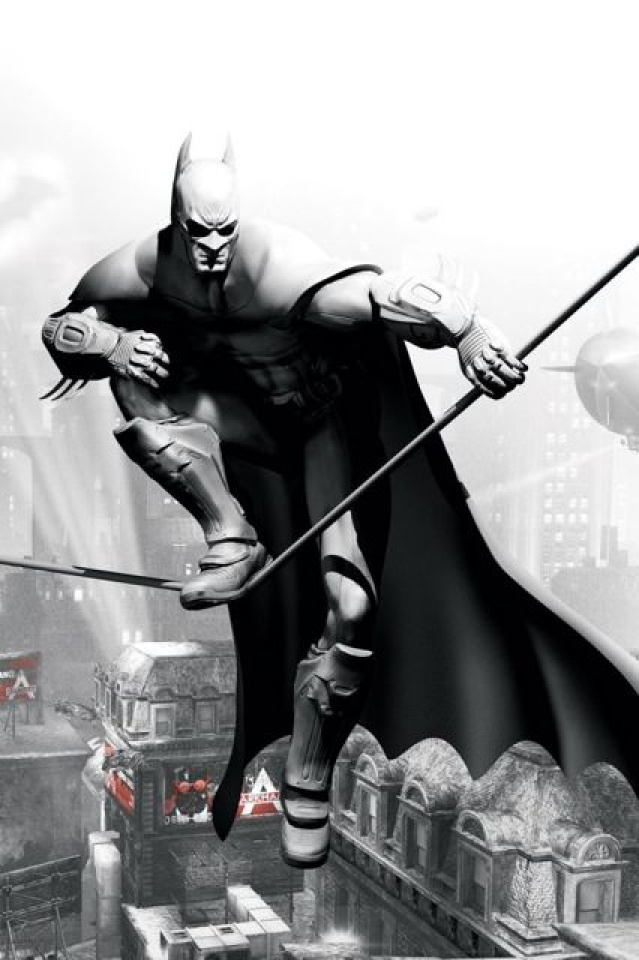 Batman: Arkham City #1