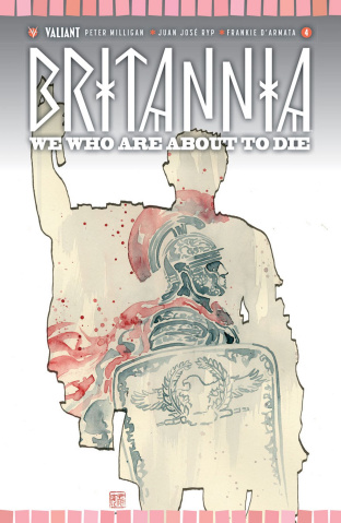 Britannia: We Who Are About to Die #4 (Mack Cover)