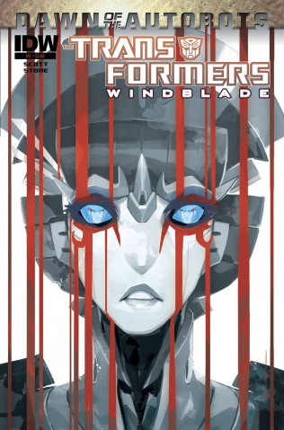 The Transformers: Windblade #3 (Dawn of the Autobots)