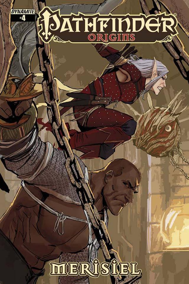 Pathfinder: Origins #4 (Sejic Cover)