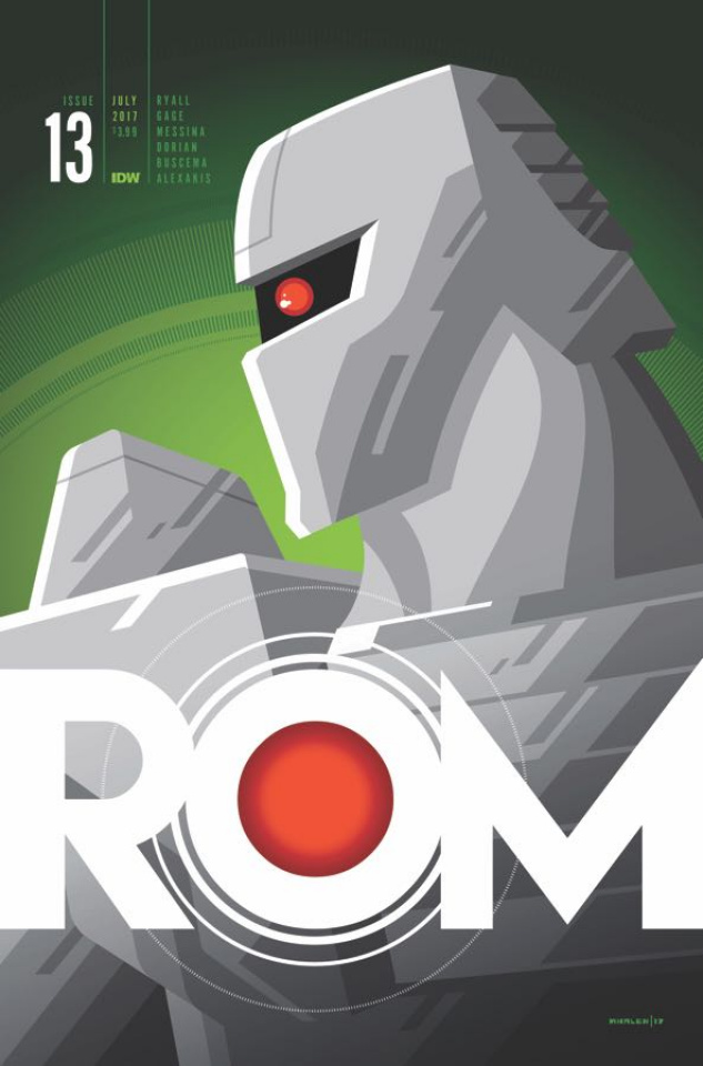ROM #13 (Whalen Cover)
