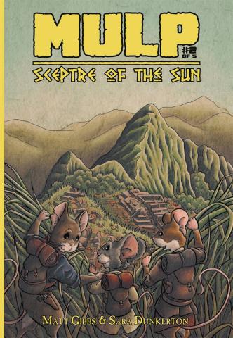 Mulp: Sceptre of the Sun #2