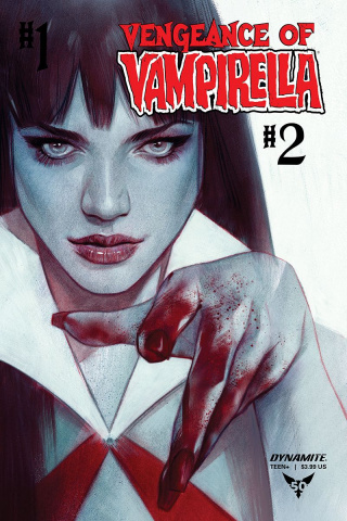 Vengeance of Vampirella #2 (Oliver Cover)