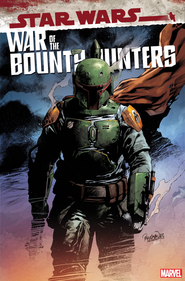 Star Wars: War of the Bounty Hunters #5 (Pagulayan Cover)
