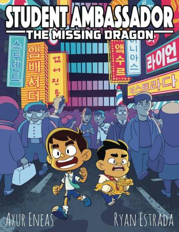 Student Ambassador Vol. 1: The Missing Dragon