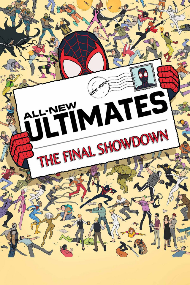 All-New Ultimates #12