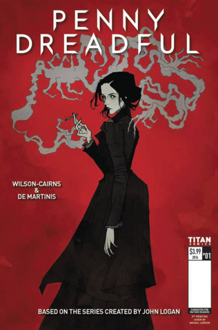 Penny Dreadful #1 (2nd Printing)