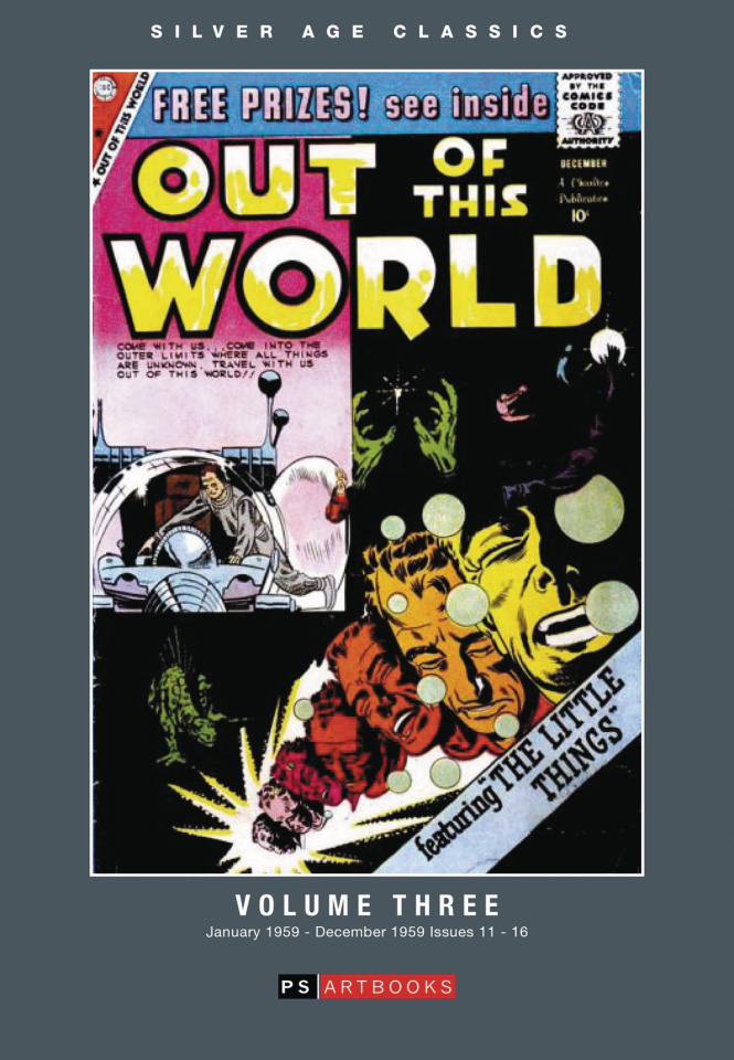Out of This World Vol. 3