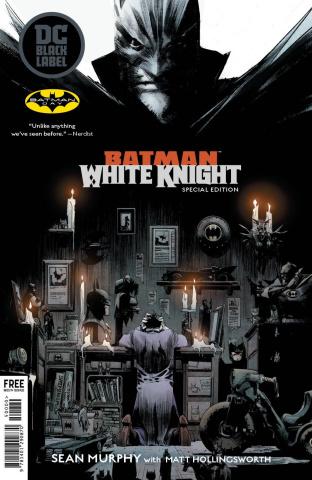 Batman: White Knight #1 (Batman Day 2018 Edition)
