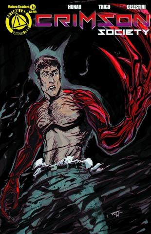 Crimson Society #1 (Logan Cover)
