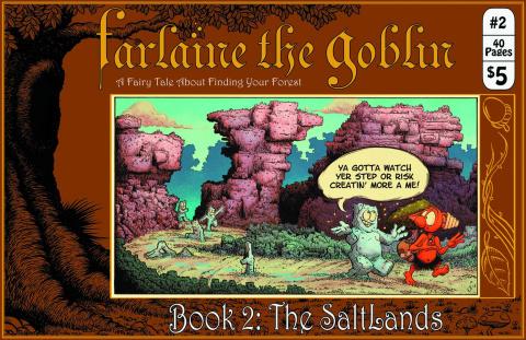Farlaine the Goblin #2