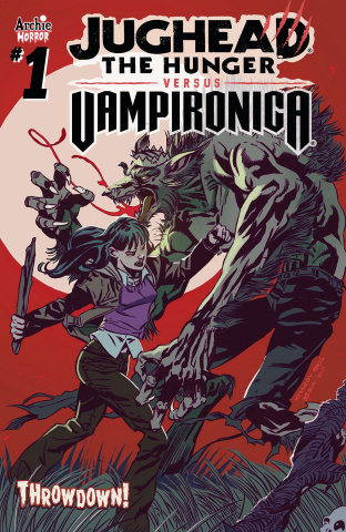 Jughead: The Hunger vs. Vampironica #1 (Pat & Tim Kennedy Cover)