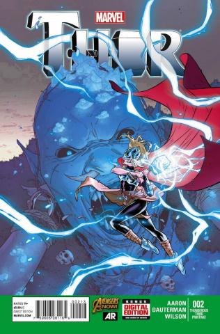 Thor #2 (3rd Printing)