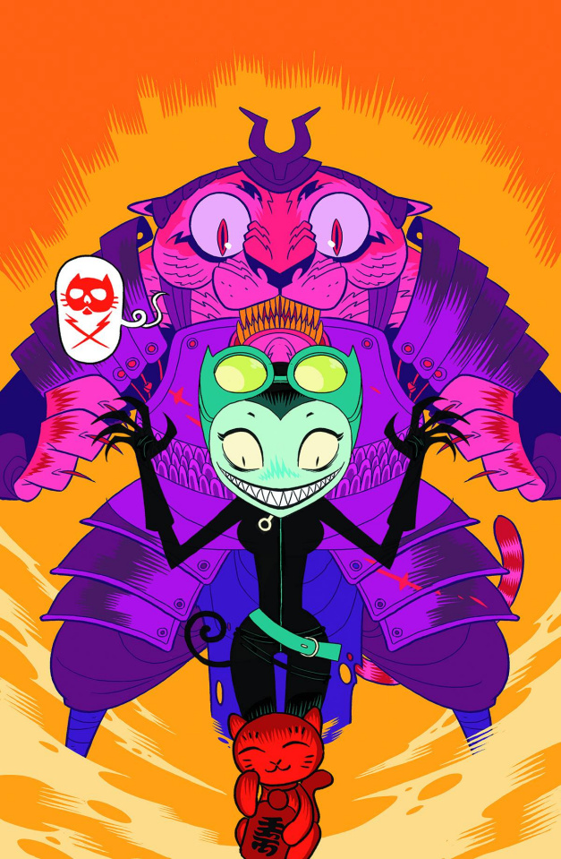 Catwoman #42 (Teen Titans Go! Cover)