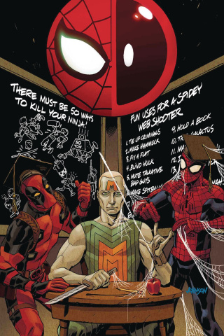 Spider-Man / Deadpool #37