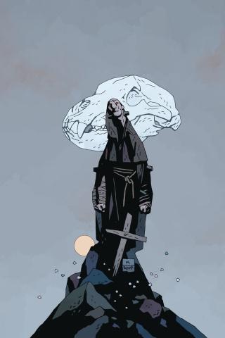 Frankenstein Undone #1 (Mignola Cover)