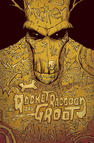 Rocket Raccoon and Groot #2