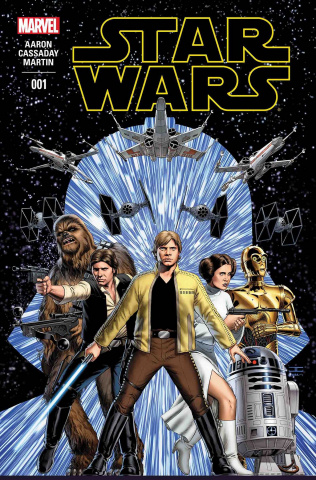Star Wars: Skywalker Strikes #1 (True Believers)