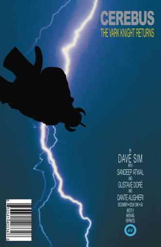 The Vark Knight Returns #1