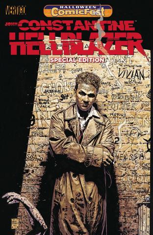 John Constantine: Hellblazer #1 (Halloween ComicFest 2018)