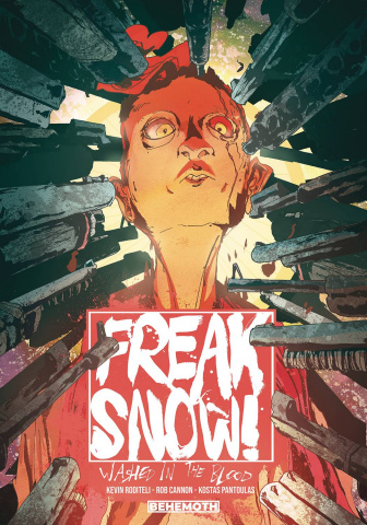Freakshow: Washed in the Blood (Signed Edition)