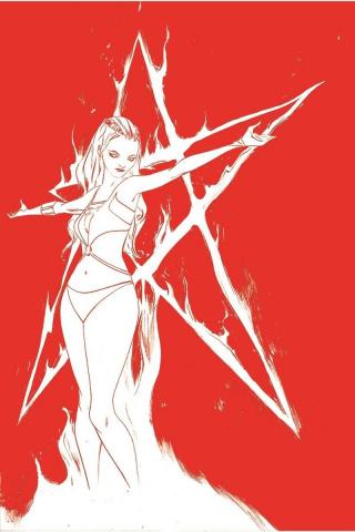 Sacred Six #5 (21 Copy Lee Tint Virgin Cover)