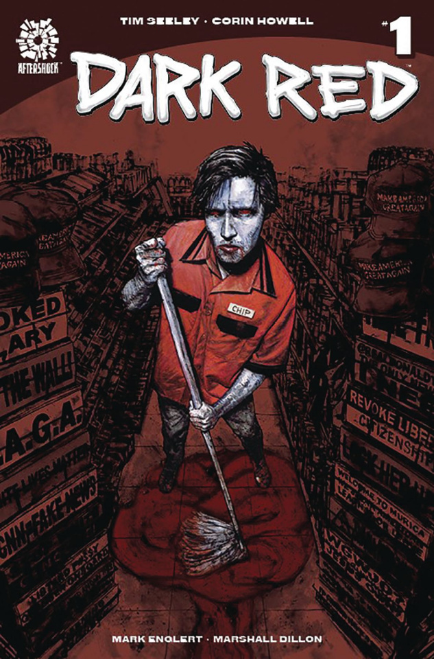 Dark Red #1 (2nd Printing)