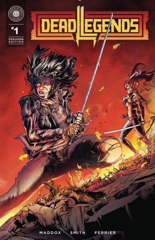 Dead Legends #1 (Premier Edition)