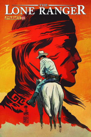 The Lone Ranger #11
