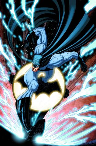 Legends of the Dark Knight #8