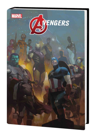 Avengers by Jonathan Hickman Vol. 2 (Omnibus)