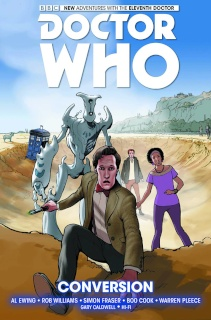 Doctor Who: New Adventures with the Eleventh Doctor Vol. 3: Conversion