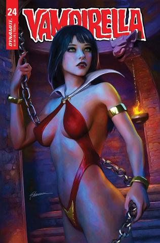 Vampirella #24 (Maer Cover)