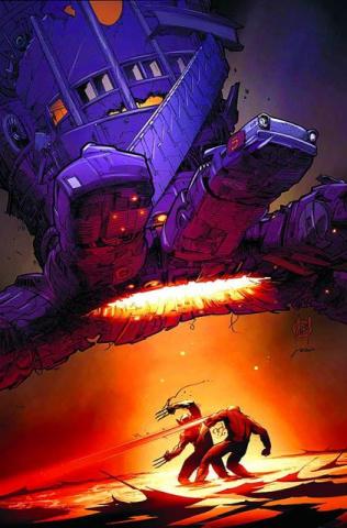 X-Men: Schism #5