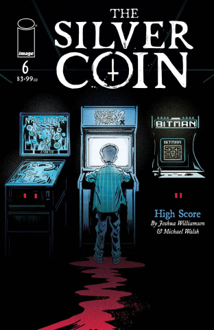 The Silver Coin #6 (Walsh Cover)
