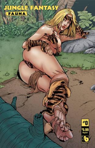 Jungle Fantasy: Fauna #0